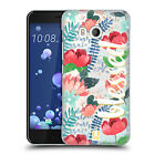 HEAD CASE DESIGNS FLORAL CALLIGRAPHY HARD BACK CASE FOR HTC PHONES 1
