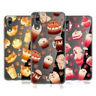 HEAD CASE DESIGNS KAWAII PUPPIES AND SWEETS SOFT GEL CASE FOR HUAWEI PHONES