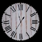 Union Rustic Oversized Mangino Farmhouse Wall Clock