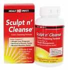 Health Direct - Sculpt n' Cleanse Colon Cleansing Formula 450 mg.
