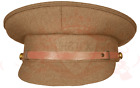 British Army Officers and WO1s (FAD) Service Dress Cap, MILITARY PEAK CAP