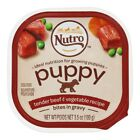 Nutro - Wet Puppy Food Bites in Gravy Tender Chicken & Veget