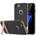 JETech Case for iPhone 8 and iPhone 7 Shock-Absorption Cover with Kickstand
