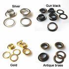 Внешний вид - 8mm 10mm 12mm 14mm 20mm Eyelet with Washer Leather Craft Repair Grommet Banner