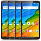 "Cheap 6"" 4 Core Android Mobile Cell Phone Unlocked Smartphone 2 Sim 5mp Qhd New"
