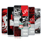 CUSTOM CUSTOMISED PERSONALISED LIVERPOOL FC GEL CASE FOR SONY PHONES 1