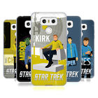 OFFICIAL STAR TREK ICONIC CHARACTERS TOS SOFT GEL CASE FOR LG PHONES 1 on eBay