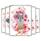 OFFICIAL MONIKA STRIGEL ANIMALS AND FLOWERS HARD BACK CASE FOR APPLE iPAD
