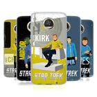 OFFICIAL STAR TREK ICONIC CHARACTERS TOS SOFT GEL CASE FOR MOTOROLA PHONES on eBay