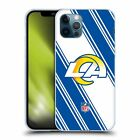 OFFICIAL NFL 2017/18 LOS ANGELES RAMS SOFT GEL CASE FOR APPLE iPHONE PHONES