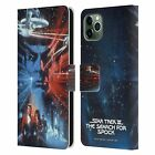 OFFICIAL STAR TREK MOVIE POSTERS TOS LEATHER BOOK CASE FOR APPLE iPHONE PHONES