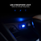 Flexible Mini USB LED Light Colorful Lamp For Car Atmosphere Lamp Bright 5 Color