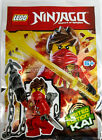 ORIGINAL LEGO NINJAGO Minifigure Limited Edition Foil bag Foilpack FREE SHIPPING