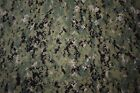 AOR2 Digital USN Logo 330D Outdoor Camouflage Fabric 62