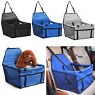 Folding Pet Dog Cat Car Seat Travel Carrier Kennel Puppy Handbag Sided Bag SM