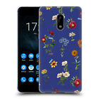 OFFICIAL DESIREE FELDMANN FLORAL PATTERN SOFT GEL CASE FOR NOKIA PHONES 1