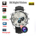 SPY 1080P Hidden Camera Wrist Watch 32GB DVR Waterproof Camcorder Night Vision