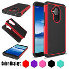 For Alcatel 7 2018 /Revvl 2 Plus Phone Case Hybrid Rugged Dual Layer Armor Cover