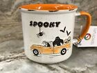 Halloween Coffee Mugs Spectrum Design Boo, Spooky, Trick Or Treat You Choose New