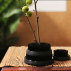 Anti-slip Metal Spiky Flower Frog Ikebana Kenzan Fixed Holder Black