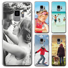 PERSONALIZED CUSTOM PHOTO PHONE CASE FOR APPLE SAMSUNG HUAWEI COLLAGE GEL COVER