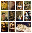 FAMOUS CLASSIC PAINTING POSTER ART PRINT CAFE WALL DECO A2 A3 A4 BUY1 GET 2 FREE