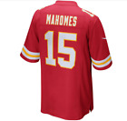 Patrick Mahomes #15 Youth Kansas City Chiefs Nike Game Jersey - Red on eBay