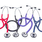 Внешний вид - Professional Cardiology Stethoscope BLACK,BLUE,PURPLE,RED 14a Pick Up Your Color