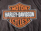 Dudley Perkins Co. Harley-Davidson Black Bar & Shield T Shirt BRAND NEW $19.0 USD on eBay