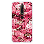 For Nokia 6.1+/5.1+/3.1/2.1 Ultra Thin Soft Rubber Silicon TPU Case Back Cover