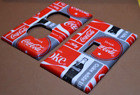 Coca-Cola Coke Light Switch Covers Outlet Covers $7.5  on eBay