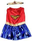 Rubies DC Comics Wonder Woman Big Dog Costumes - Sizes XL-2XL-3XL