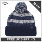 ***CALLAWAY GOLF POM POM BEANIE HAT - ALL NEW 2019 RANGE - ASSORTED COLOURS!!***