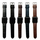Genuine Leather Watch Strap Band Apple Watch iWatch 2017 New 42MM