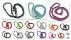 Tough-1 Assorted Colors Knotted Cord Roping, Barrel, Contest Reins Horse Tack