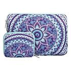 Mosiso Laptop Bag Canvas For 13-13.3'' MacBook Air Pro Cover Case for Women