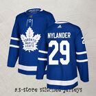 29 Toronto Maple Leafs William Nylander Blue Hockey Jersey Men M 3XL