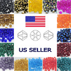 Swarovski Crystal 100pc 4mm Bicone Beads Glass Beads Jewelry Beads