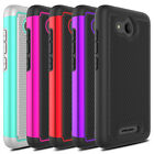 For Alcatel Tetra 6753B / 5041C Case Shockproof Armor Hybrid Rugged Phone Cover