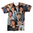 Ansel Elgort Collage T-Shirt