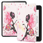"""For New Kindle Paperwhite 6"""" 2018 10th Gen Smart PU Leather Flip Book Cover Case"""
