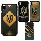 Vegas Golden Knights NHL Hard Case Cover for iPhone 7 8 Plus X XR XS MAX $8.75 USD on eBay