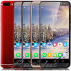 "2018 New 6.0"" Mobile Phone Android 7.0 2sim Quad Core 3g Gps Smartphone Unlocked"