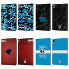 OFFICIAL NFL 2018/19 CAROLINA PANTHERS LEATHER BOOK WALLET CASE FOR APPLE iPAD $31.88 USD on eBay