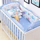 Baby Crib Bumpers Bedding Cartoon Baby Bedding Sets Sheets Baby Bumpers 6Pcs