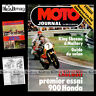 MOTO JOURNAL N°380 CAN-AM 250 & 370 ★ HONDA CB 900 F BOL D'OR ★ CCM 350 1978