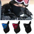 Motorcycle Bike Sport Ski Winter Warm Neck Half Face Mask Outdoor Cold Protect
