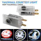 For Vauxhall Cree Led Projector Car Door Light Shadow Entry Courtesy Logo Lamp