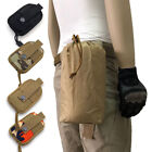 Portable Camoflage Metal Detector Waist Bag Finds Pouch Fisher Cover Pinpointer