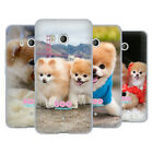 OFFICIAL BOO-THE WORLD'S CUTEST DOG PLAYFUL SOFT GEL CASE FOR HTC PHONES 1